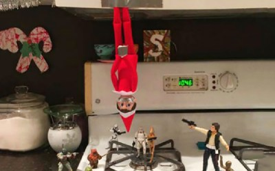 Why can't our Elf on the Shelf be a role model instead of an accomplice?