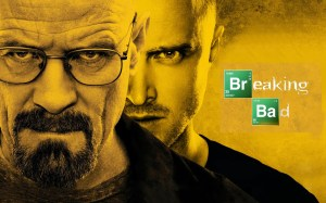 Le duo d'acteurs principaux de Breaking Bad