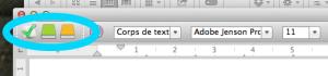 L'intégration d'Antidote 8 dans LibreOffice