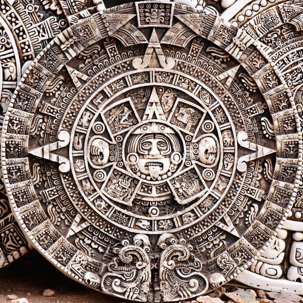Le calendrier cyclique maya