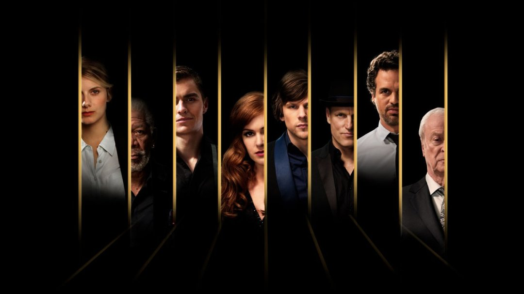 Cast de Now You See Me