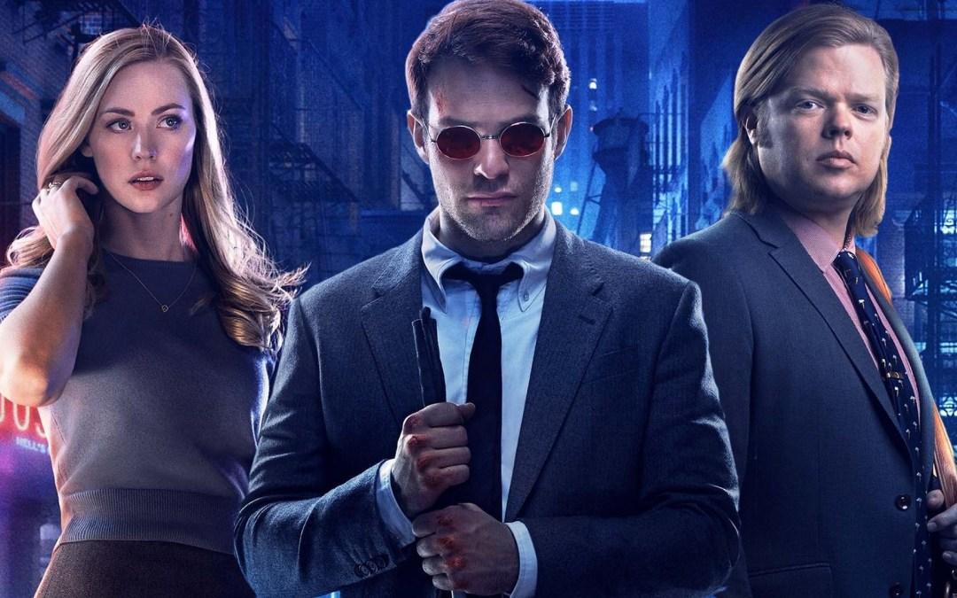 Super-héros en séries, au pays des masques, l'aveugle est roi