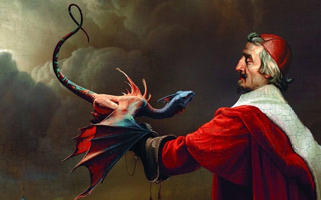 Les Lames du Cardinal : un jeu de rôle de cartes & d'épée