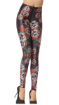 Leggings de Calaveras