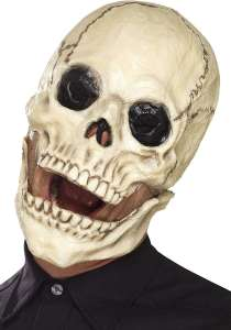 Máscara de Calaveras
