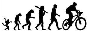Bike Evolution Decal