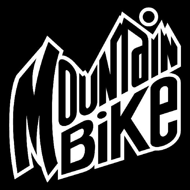Mountain Bike Decal Decal Design Shop