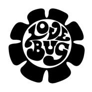 vw love bug iron-on decal
