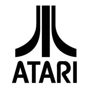atari iron-on decal