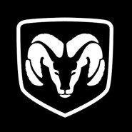 dodge ram decal