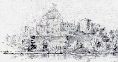 Het Olde Huys in Vollenhove- de Canicula