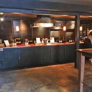 JM Cellars tasting room