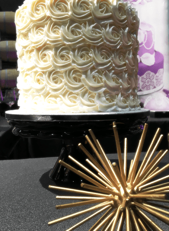 Gorgeous cake at Taste WA 2018