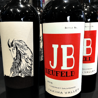 JB Neufeld wines at Taste WA 2018