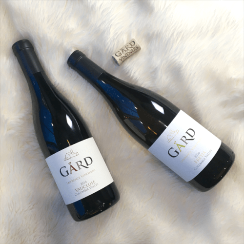 Gård Vintners 2016 Freyia and 2014 Vaucluse
