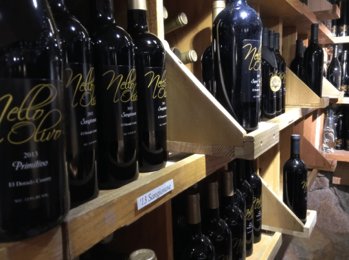 Nello Olvio wines