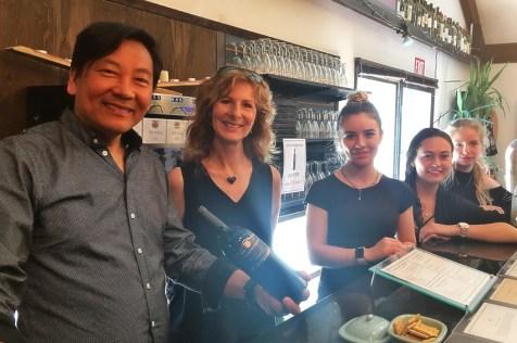 Blackwood Lane Winery team
