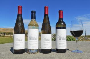 Sagemoor wines lineup