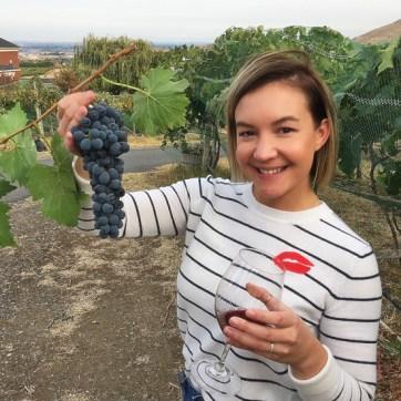 Audrey Kitzke, Upsidedown Wine