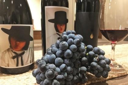 Upsidedown Wine 2018 release lineup