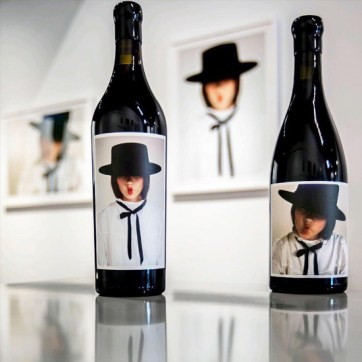 Upsidedown Wine Artist Series featuring Stephanie Severance