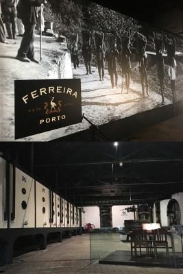 Ferrerira Port house