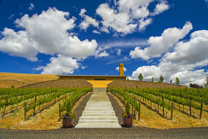 Col Solare Winery, Red Mountain AVA, Richard Duval