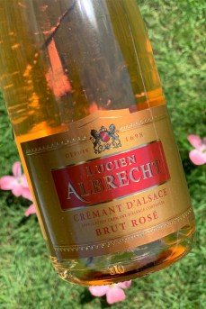 Lacien Albrecht Crémant D'Alsace Brut Rosé
