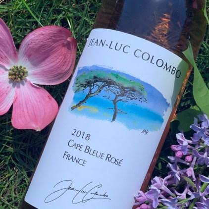 Jean-Luc Colombo 2018 Cape Bleue Rosé