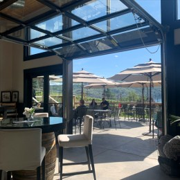 Successon Wines tasting room, Lake Chelan