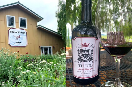 Tildeo Winery, Lake Chelan, WA