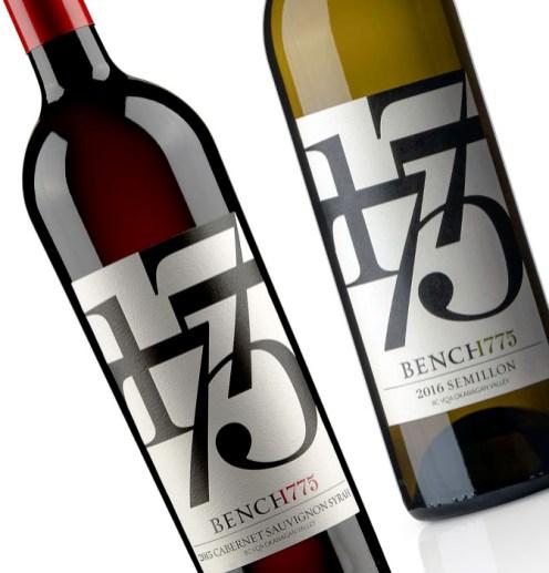 Bench 1775 wine