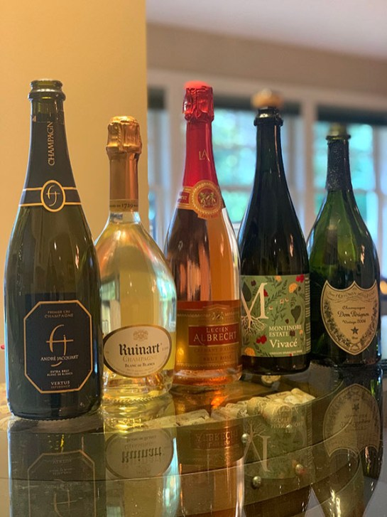 Sparkling wine, Decanted Podcast