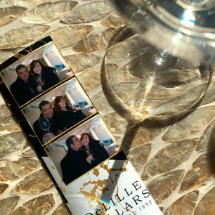 DeLille Cellars photo booth