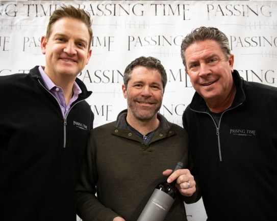 Passing Time, Damon Huard, Chris Peterson and Dan Marino