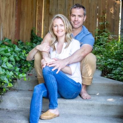 Peter and Kelsey Devison, Devision Vintners