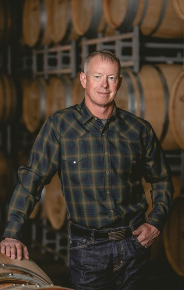 Honorary Grower Rob Mercer Mercer Estates and Winery