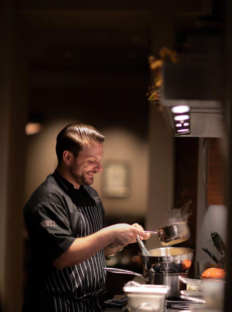 Chef Aaron Tekulve
