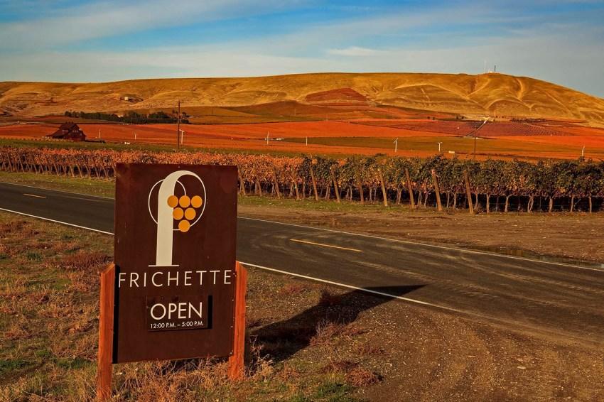 Frichette entry