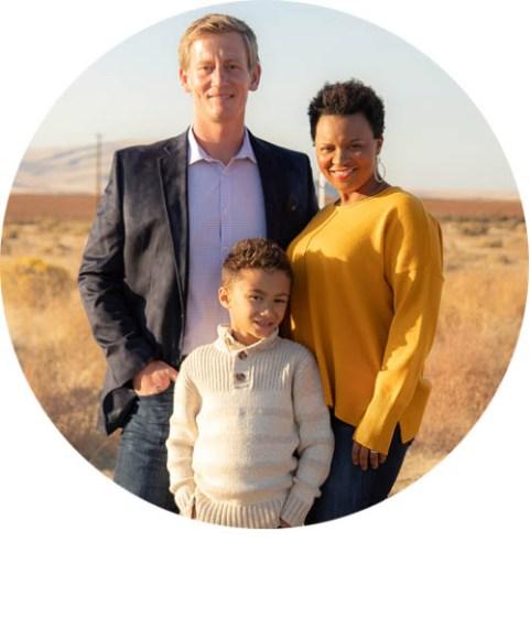 The Frichette family