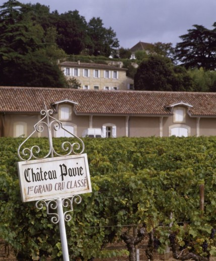 Primeira fotogarfia publicada no artigo Classificação de Saint-Émilion: pela 1ª vez em 50 anos, dois châteaux são promovidos para 1er Grand Cru Classé A!