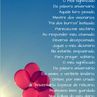Poema de aniversário!!!!!