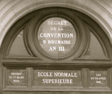 cole normale superieure (Paris)