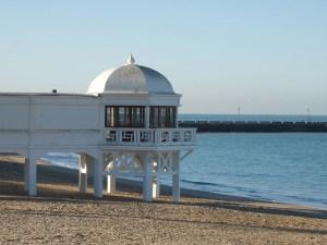 malecón de La Caleta (Cádiz)