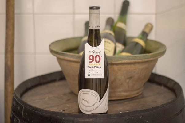 vino serrano