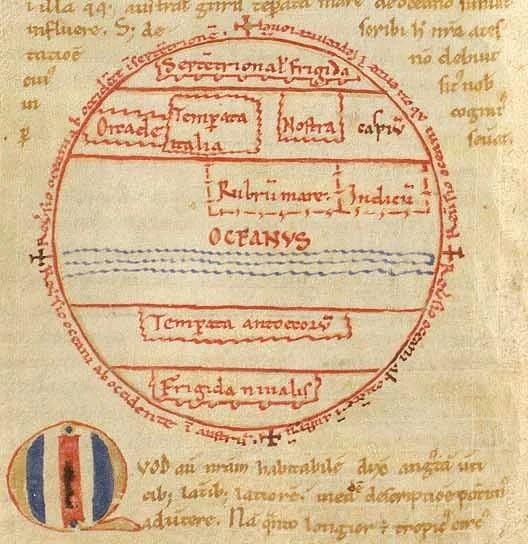 viñeta medieval