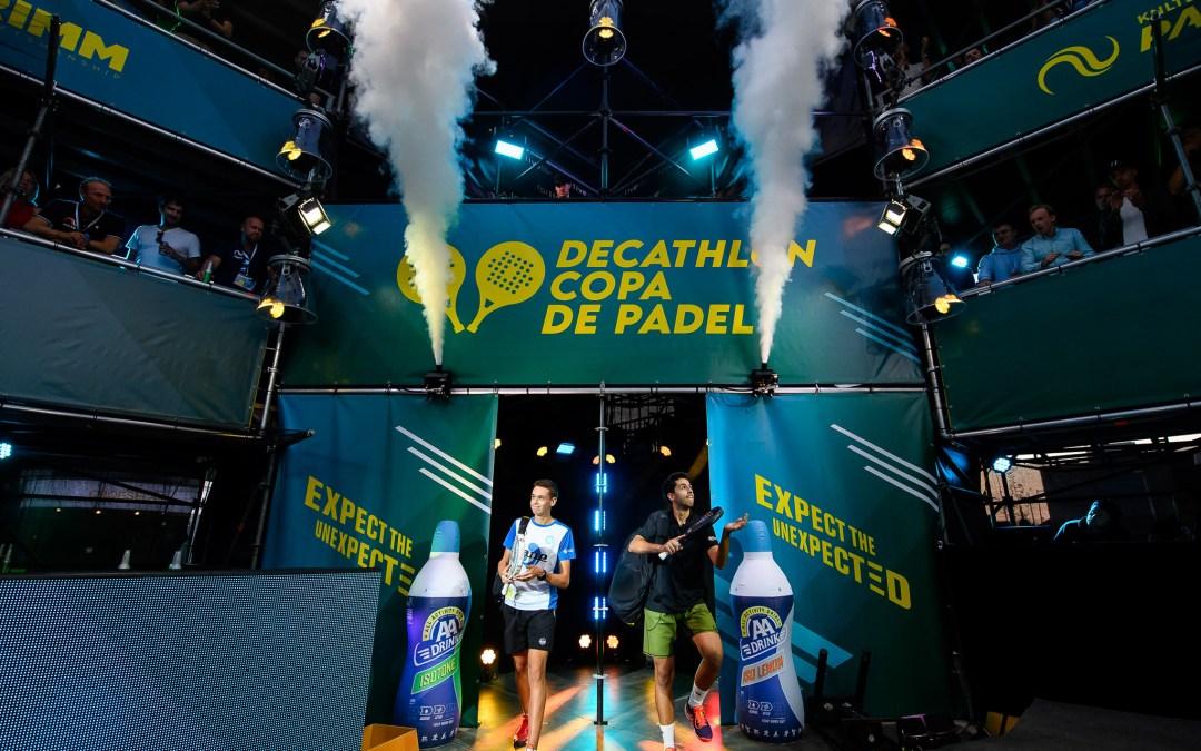 Eerste editie Decathlon Copa de Padel daverend succes