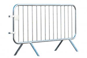 barrière de police mobilier urbain