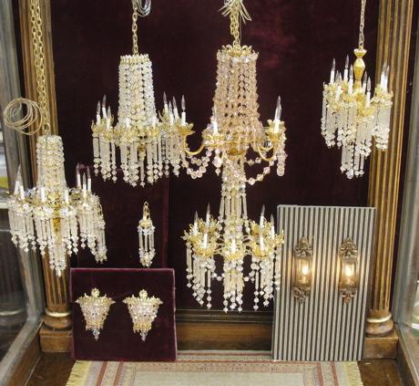 Swarovski Crystal Chandeliers