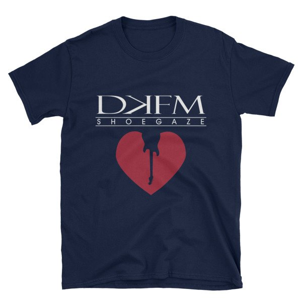 DKFM Shoegaze Men's Shirt